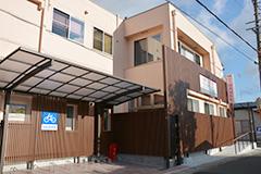八田内科医院外観
